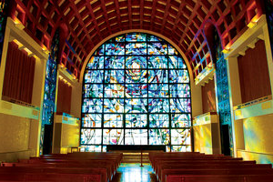 Seaver学院 Religion Division Pepperdine University - Stauffer Chapel